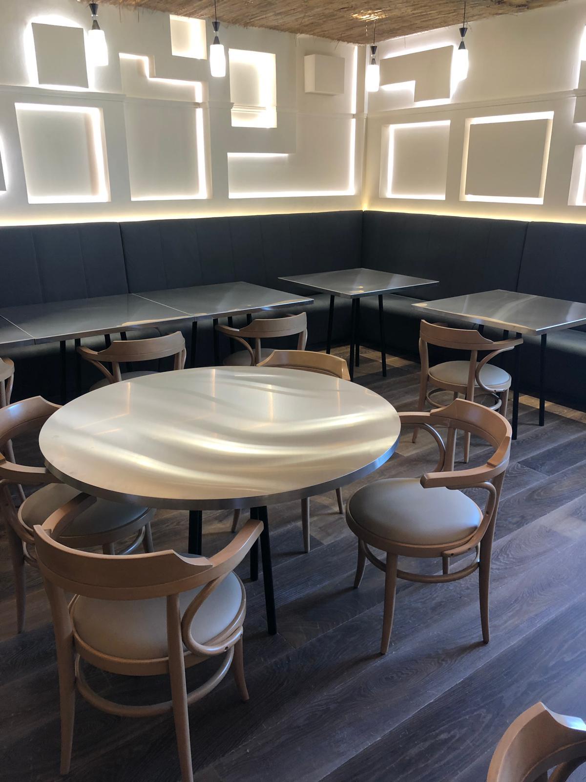 Wahej Restaurant in Galeries Lafayette, Doha